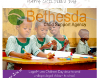 LagosMums Children's Day drive