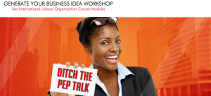 Generate Your Business Idea Workshop