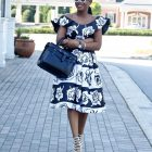 LagosMums: Flared Dresses are A Must Have
