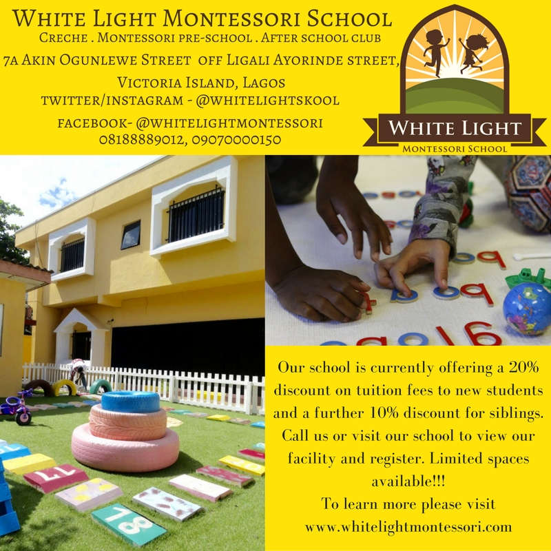 While Light Montessori School