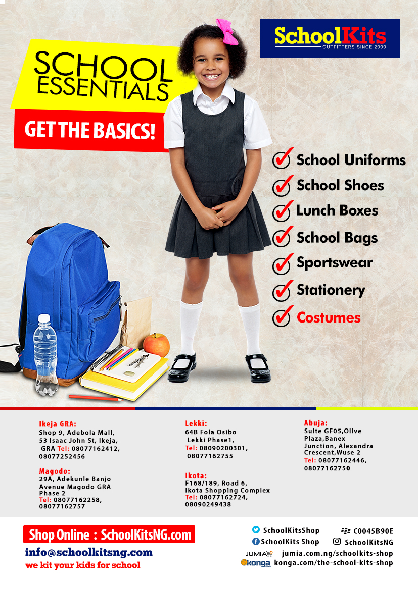 Schoolkits Back To School Sale- Get 5% Discount Off Every Purchase Made With a First Bank Card