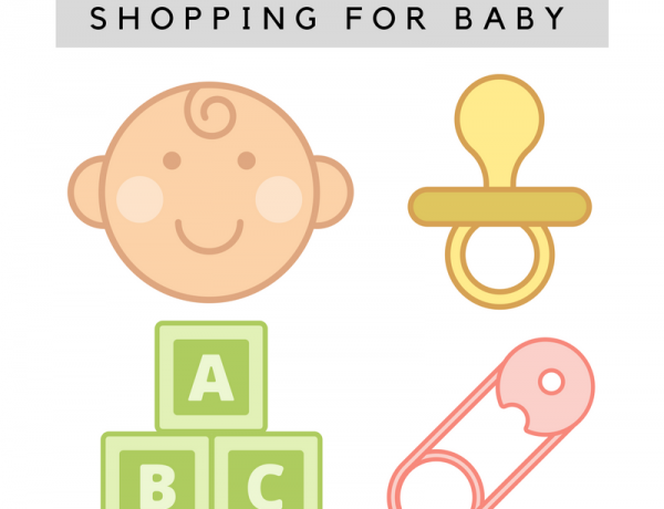 shopping for baby