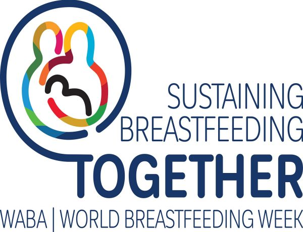 Sustaining Breastfeeding Together- World Breastfeeding Week 2017