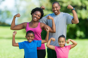 Healthy Family | Healthy lifestyle for the whole family