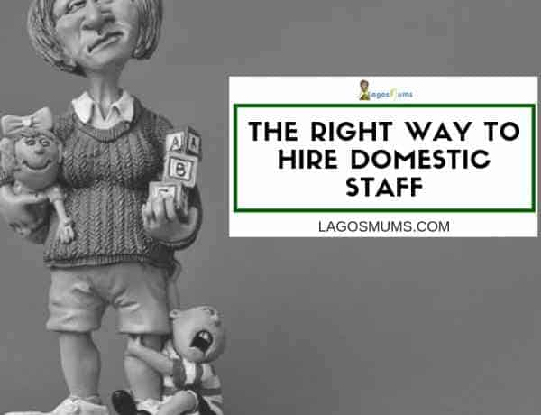 Domestic staff hire