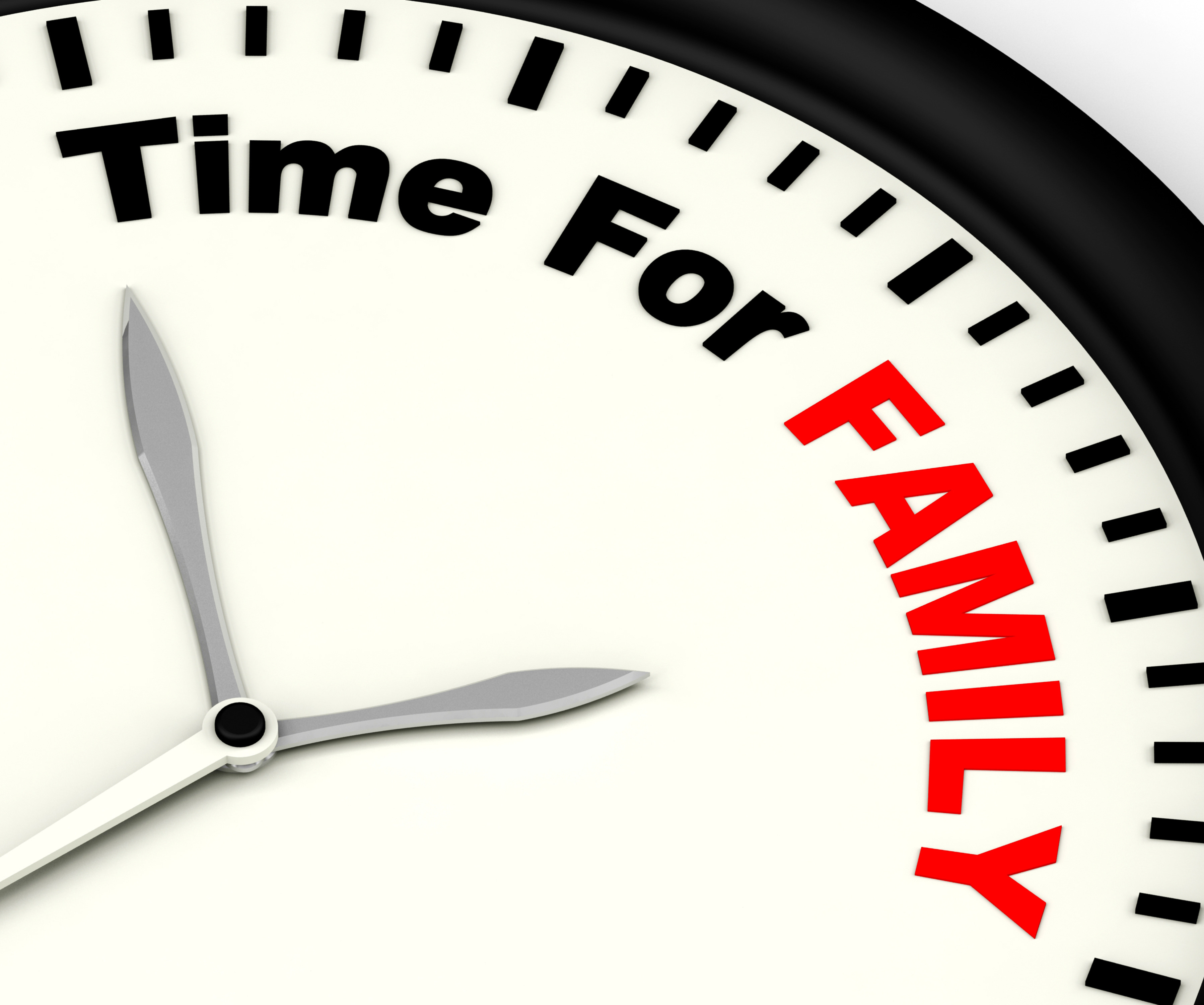 Time for family