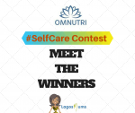 Omnutri #SelfCare Campaign - The Winners
