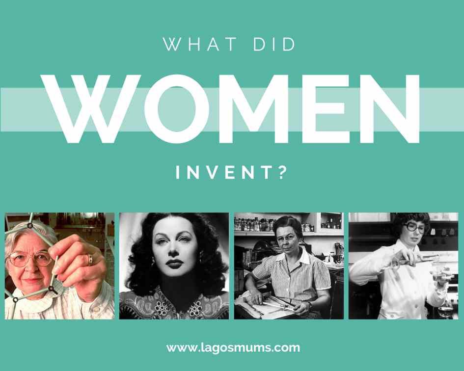 What Did Women Invent?