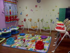 School of The Month: The Baby Lounge