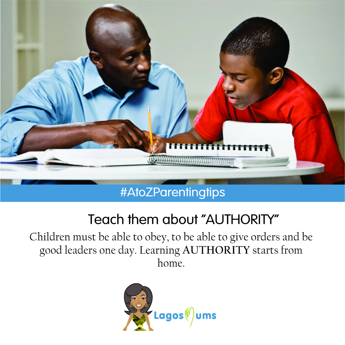 Parenting Tips on Authority