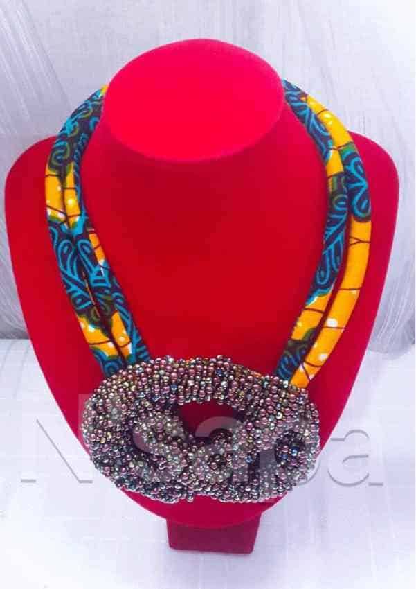 Ankara made accessories