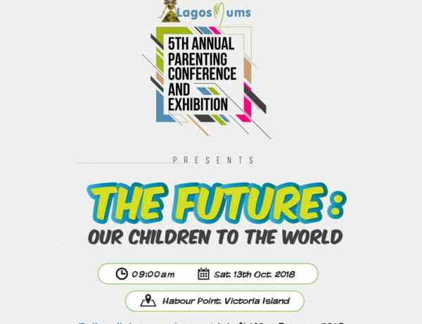 LAGOSMUMS PARENTING CONFERENCE