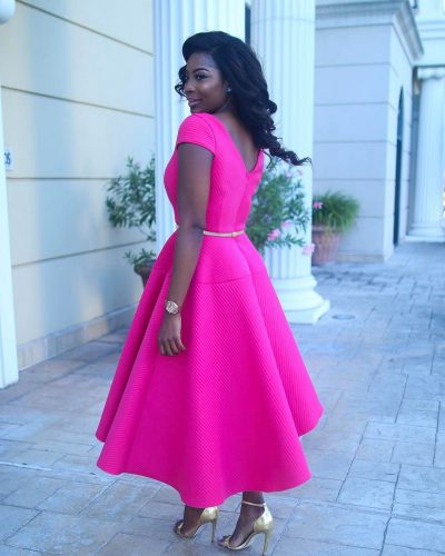 Fashion Friday- Pink Passion