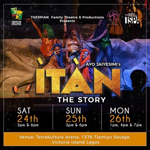 ITAN the story