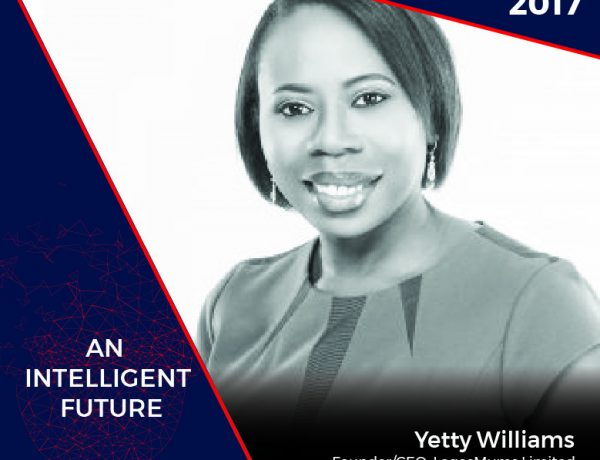 Yetty Williams Speaker
