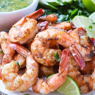 Recipe- How To Make Spicy Baked Shrimps