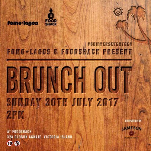 Brunch Out July
