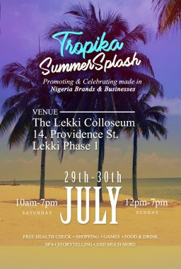 Tropika Summer Splash