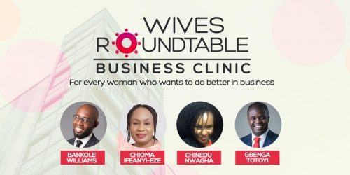 Wives Roundtable Business Clinic