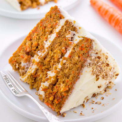 Recipe-How To Make Carrot Cake
