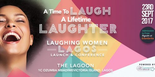Laughing Women Lunch and Conference