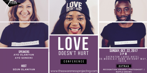 Love Doesn't Hurt Conference