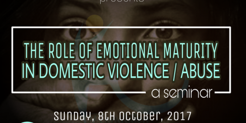 The Role of Emotional Maturity in Domestic Violence