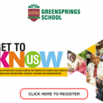 You Are Invited Mums- Greensprings Organizes Open House for Prospective Parents