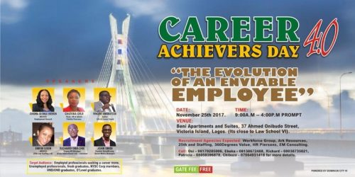 career achievers Day