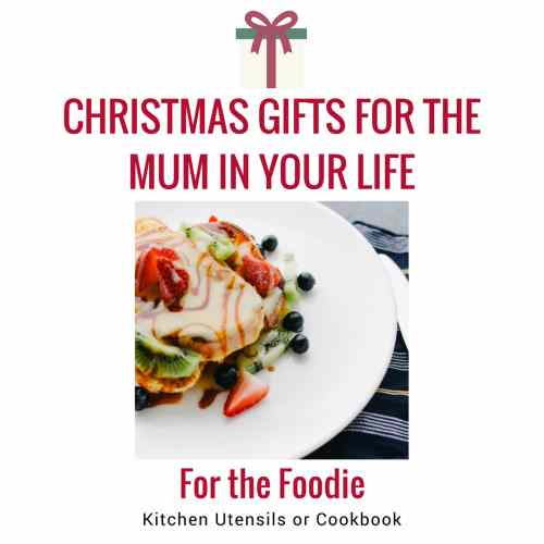 christmas gifts foodie