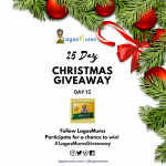 Day 12 of 25 Day Christmas Giveaway