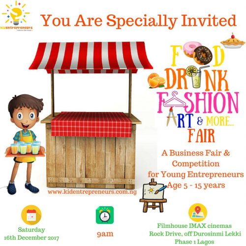Kidpreneur Fair