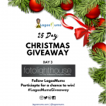 fotolighthouse 25 day giveaway