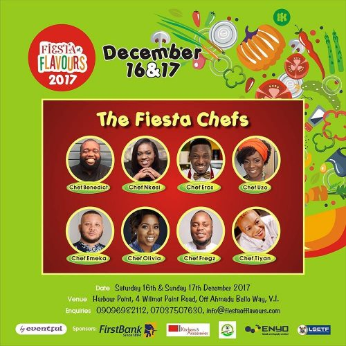fiesta of flavours Dec 16 & 17 2017