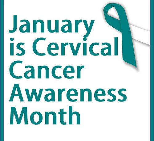 cervical awareness month