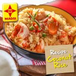 Recipe- How To Make Shrimp Coconut Rice Recipe