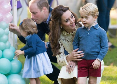 Parenting tips from Kate Middleton