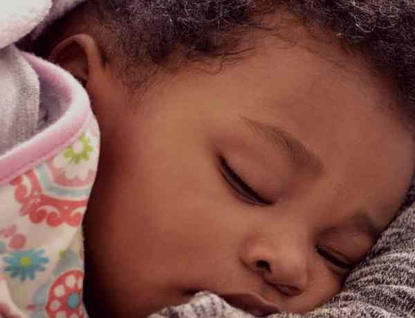 World sleep day ; is it okay for people to touch your baby