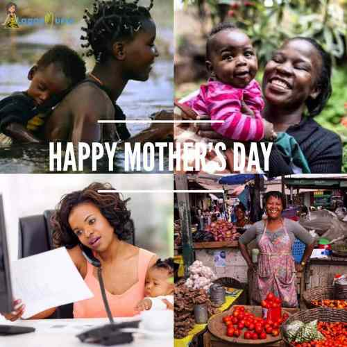 Mother's day / mothers day is celebrated twice