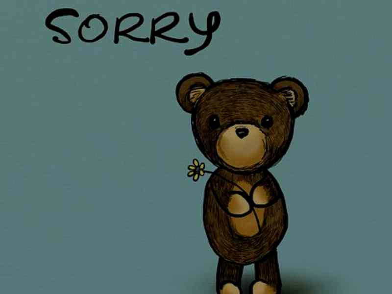 How to teach your children to apologize