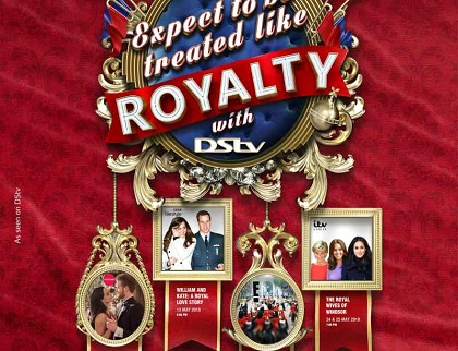 Be A Guest Of The Royal Family
