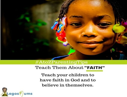 Children Can Learn About Faith