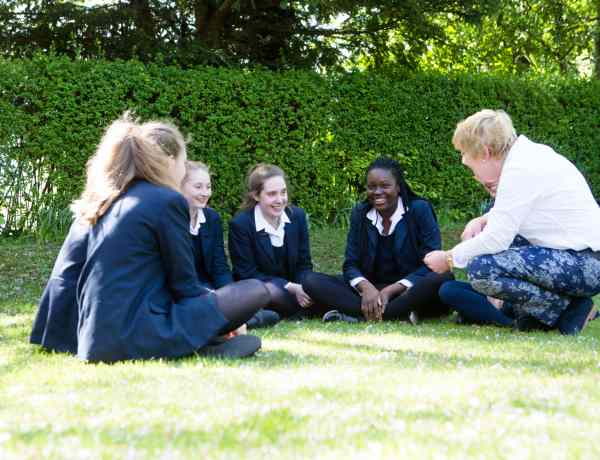 #IAmMe- Harrogate Ladies' College- Why Choose An All-Girls School?
