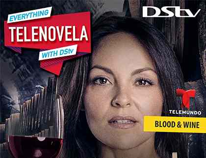 Everything Telenovela on DStv