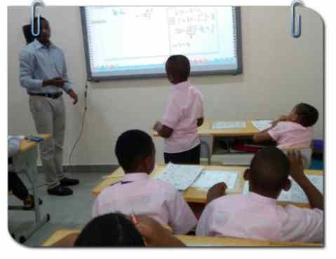 Whiteoak School Lagos