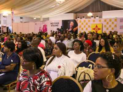 Pictures And Highlights From The LagosMums 5th Annual Parenting Conference And Exhibition