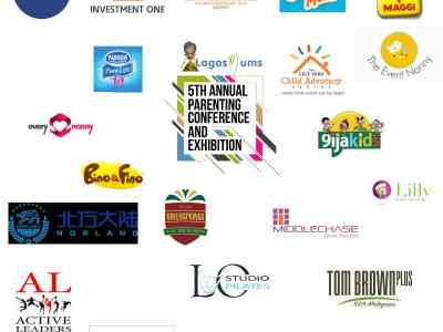 Sponsors And Vendors At The LagosMums Parenting Conference And Exhibition 2018