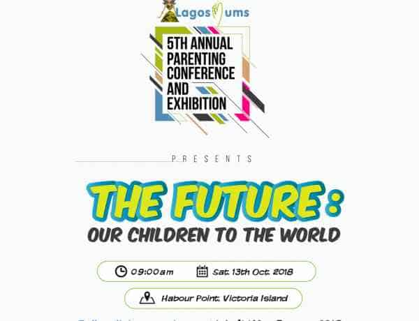 LagosMums Parenting Conference 2018