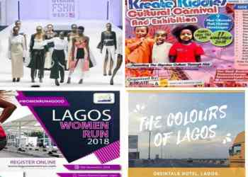 Where To Go With The Children This Weekend November 10th & 11th in Lagos