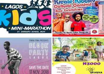 Where To Go With The Children This Weekend November 17th & 18th In Lagos